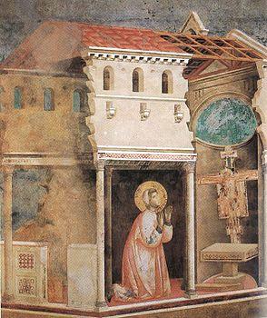 Giotto-Storie-di-San-Francesco-La-perfetta-letizia