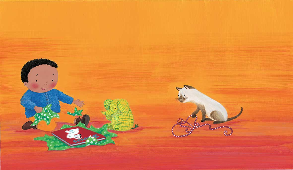 Kristine O'Connell George, Libro! libro illustrato per bambini le rane Interlinea
