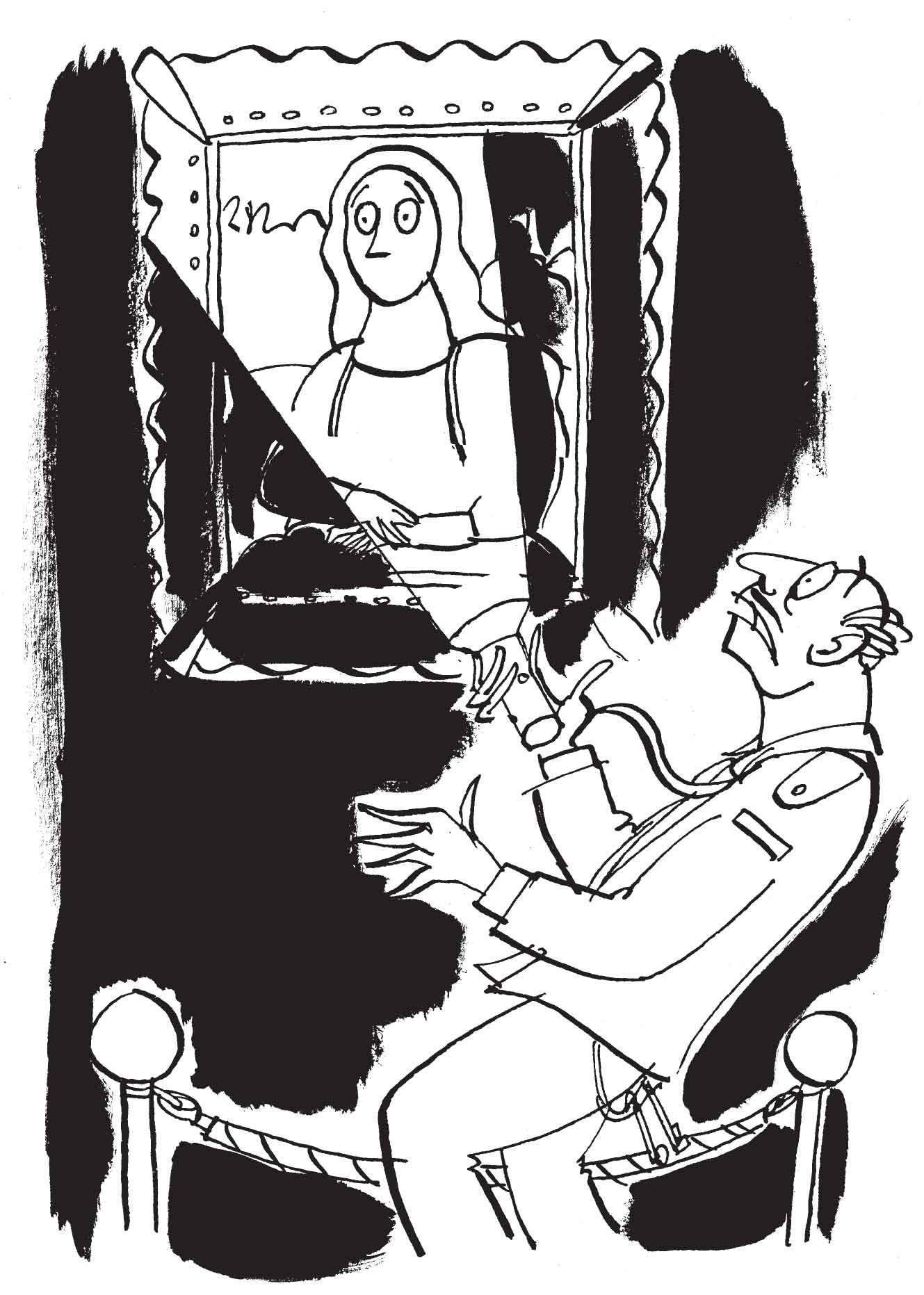 Anna Lavatelli, Il giallo del sorriso scomparso, libro illustrato per ragazzi, Interlinea edizioni