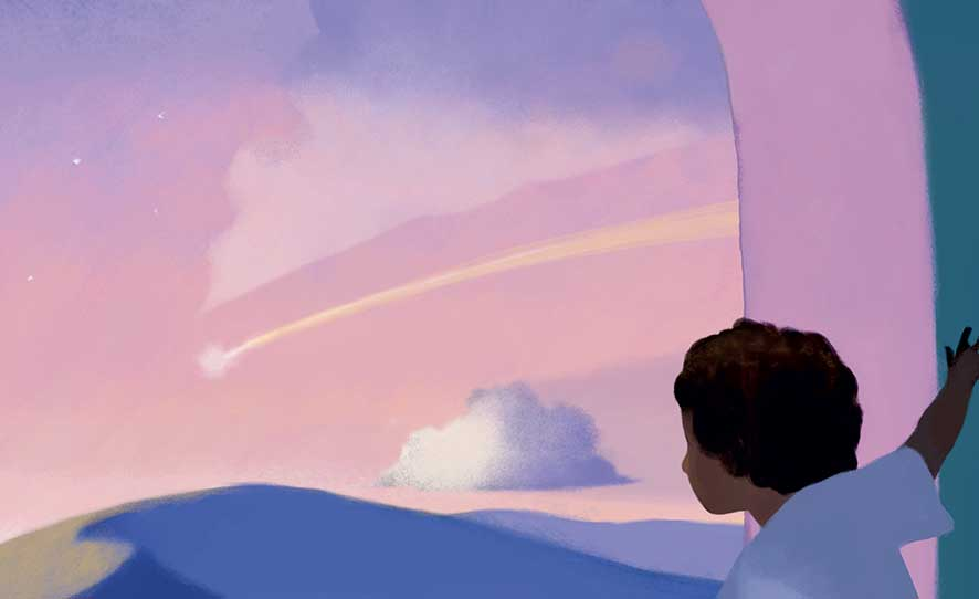 Lavatelli, Malik e i re magi, libro illustrato per bambini, Le rane Interlinea