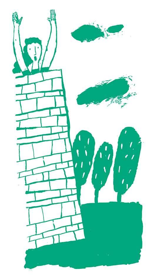 Piumini, La capra Caterina, libro illustrato per bambini, Le rane Interlinea