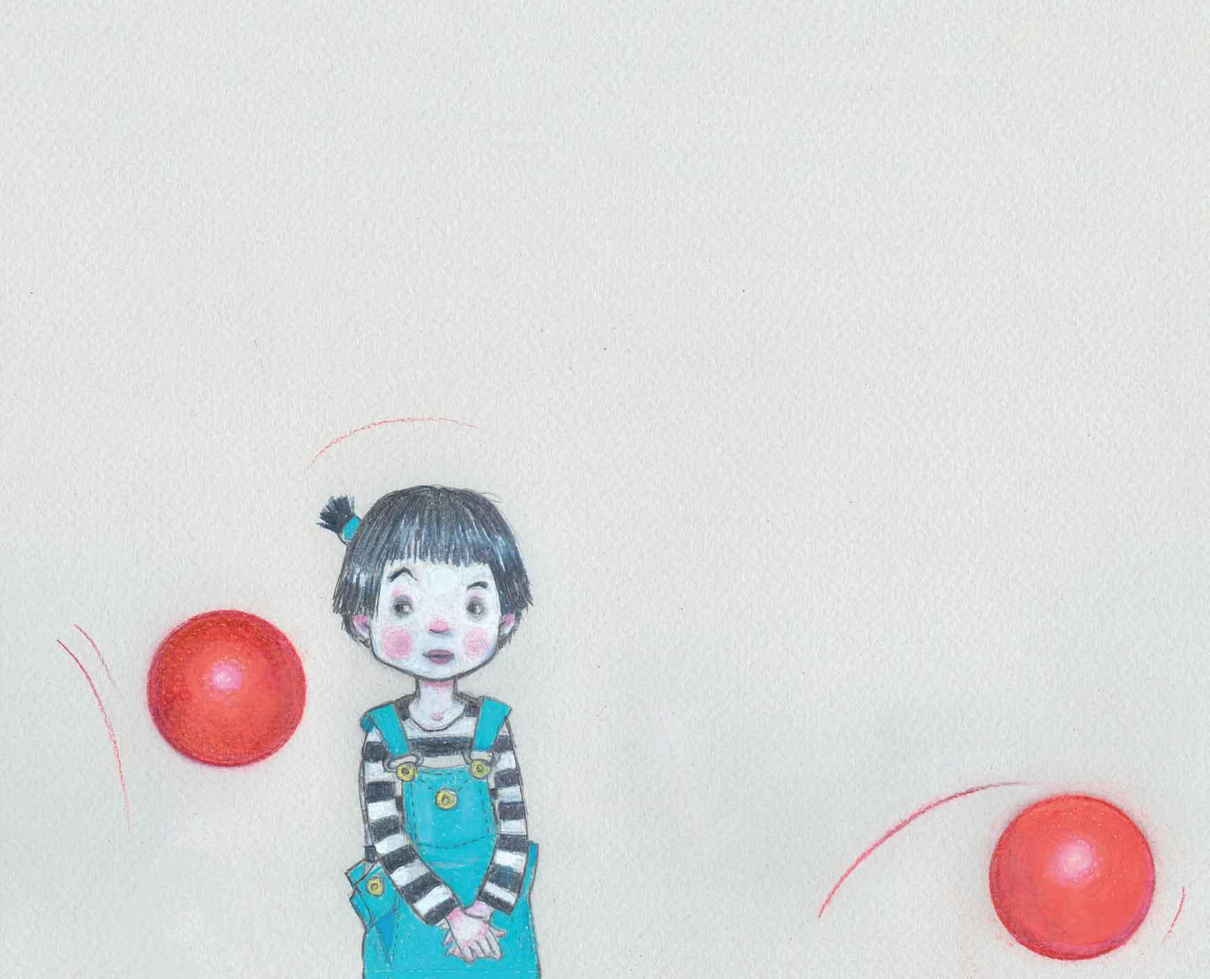 Piumini, La palla di Lela, libro illustrato per bambini, Interlinea edizioni