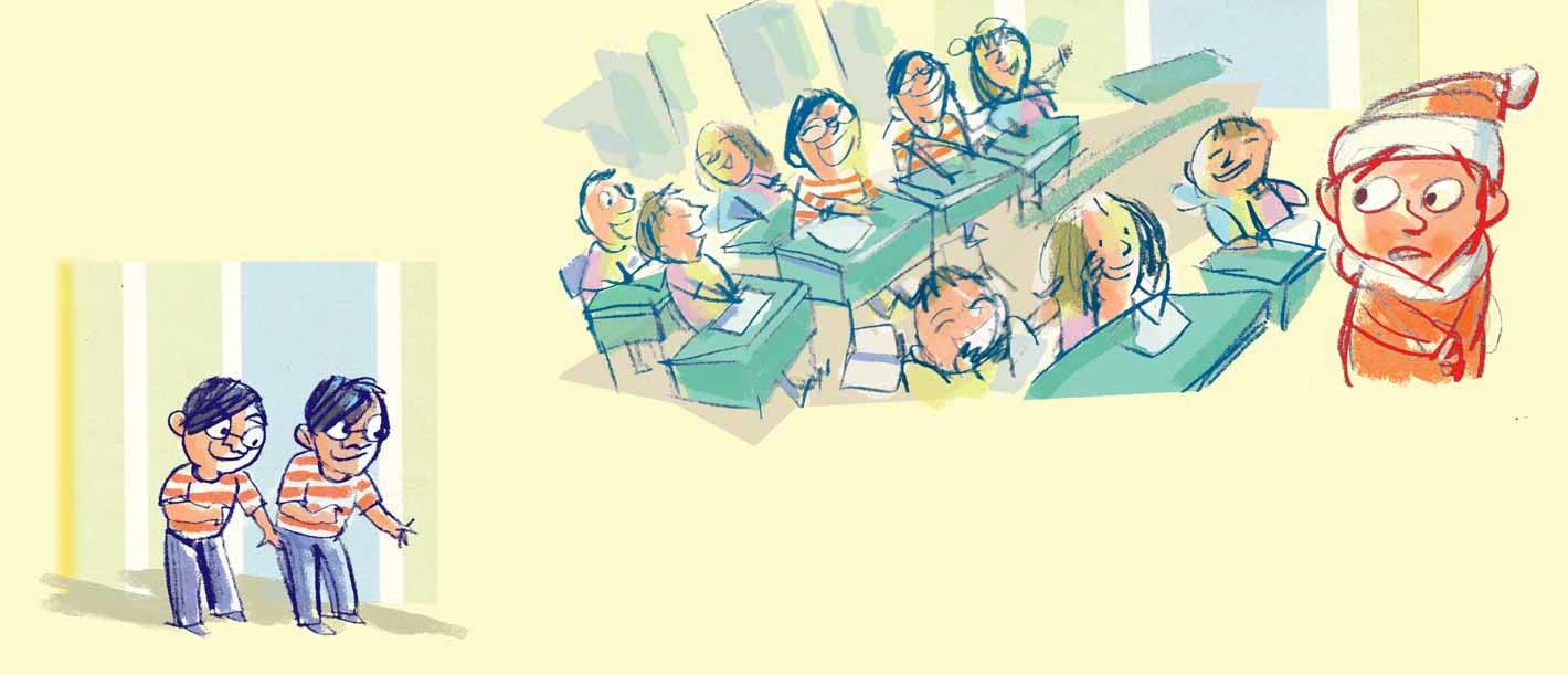 Roncaglia, Natale speciale, libro illustrato per bambini, Le rane Interlinea