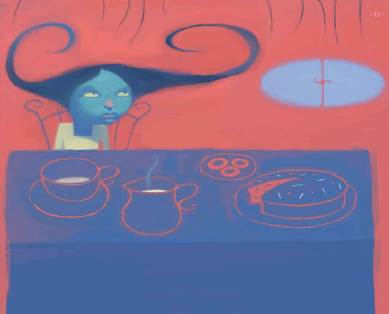 Ruiz Mignone, Casa pelosa, libro illustrato per bambini, le rane Interlinea