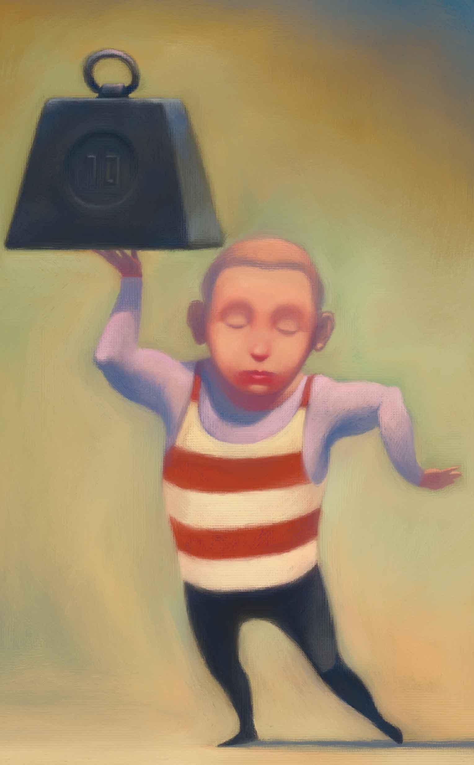 Ruiz Mignone, Occhichiusi, libro illustrato per ragazzi, Interlinea edizioni