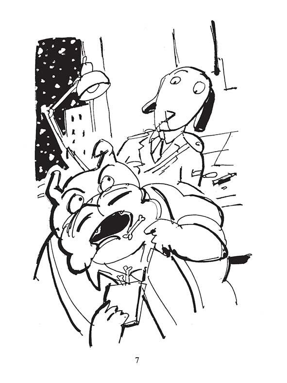 Sperandio, Ossoduro missione Natale, libro illustrato per bambini, Le rane Interlinea