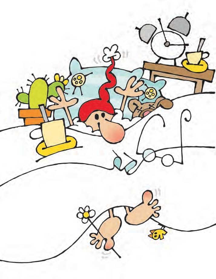 Valente, Un anno con Babbo Natale, libro illustrato per bambini, Le rane Interlinea