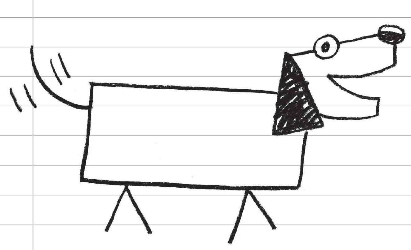 Watson, Il diario di Stick Dog, libro illustrato per ragazzi, Interlinea edizioni