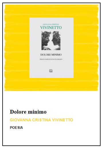 Dolore minimo - Vivinetto Giovanna Cristina