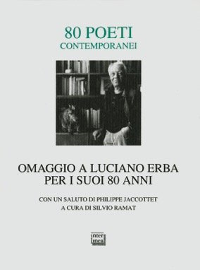 80 poeti contemporanei