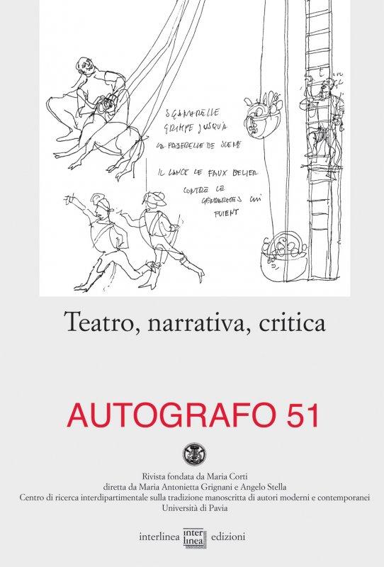 Teatro, narrativa, critica