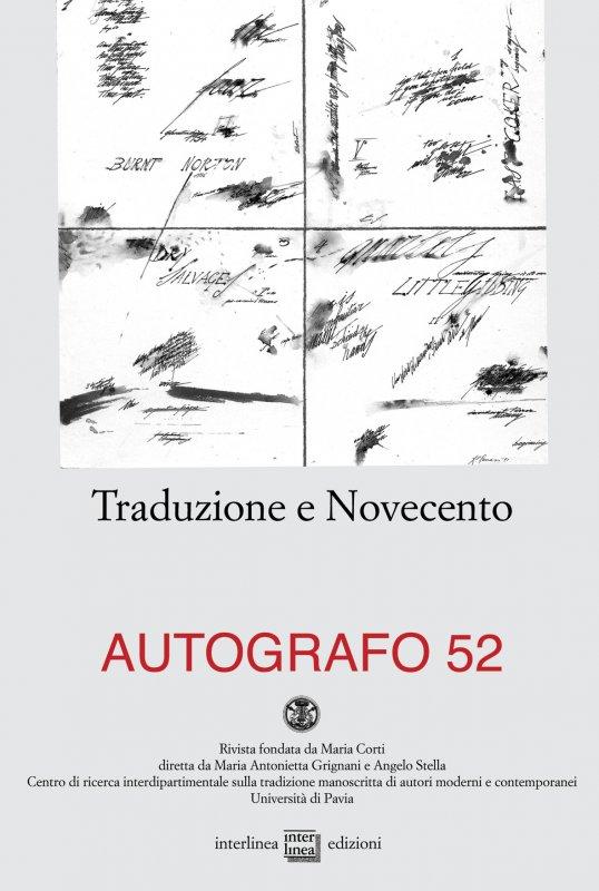Traduzione e Novecento