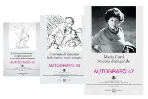 AUTOGRAFO - Abbonamento annuale 2020