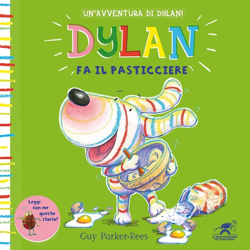 Dylan fa il pasticciere