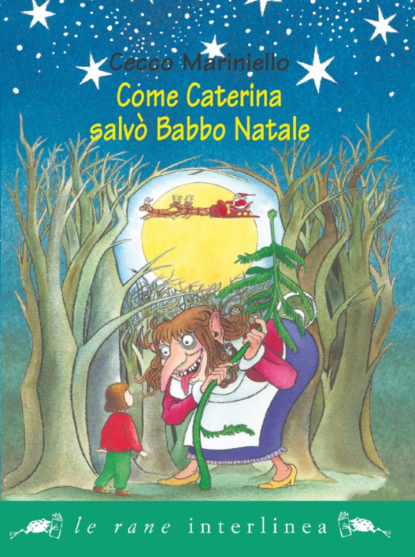 How Caterina saved Santa Claus