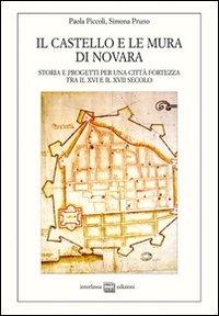 Il castello e le mura di Novara
