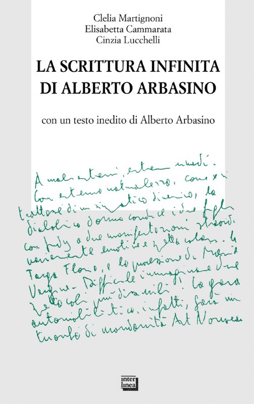 La scrittura infinita di Alberto Arbasino