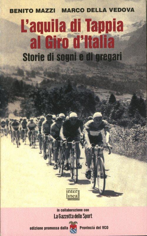 L'aquila di Tappia al Giro d'Italia