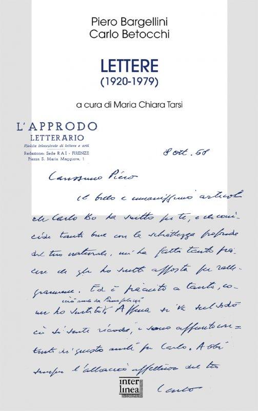 Lettere (1920-1979)
