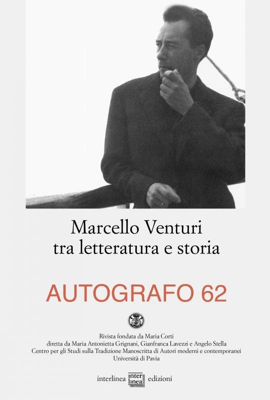 Marcello Venturi tra letteratura e storia