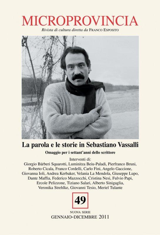 La parola e le storie in Sebastiano Vassalli. Omaggio per i settant'anni dello scrittore