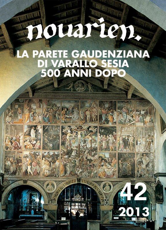 La parete gaudenziana di Varallo Sesia 500 anni dopo
