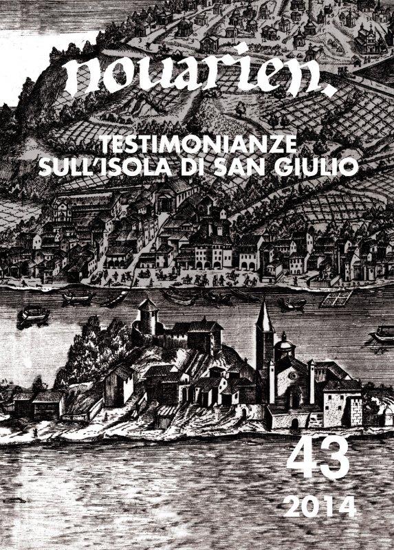 Testimonianze sull'isola di San Giulio