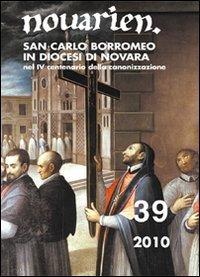 San Carlo Borromeo in diocesi di Novara nel IV centenario della canonizzazione