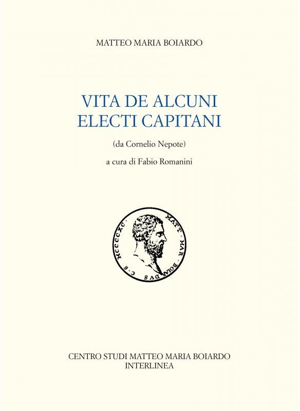 Vita de alcuni electi Capitani (da Cornelio Nepote)