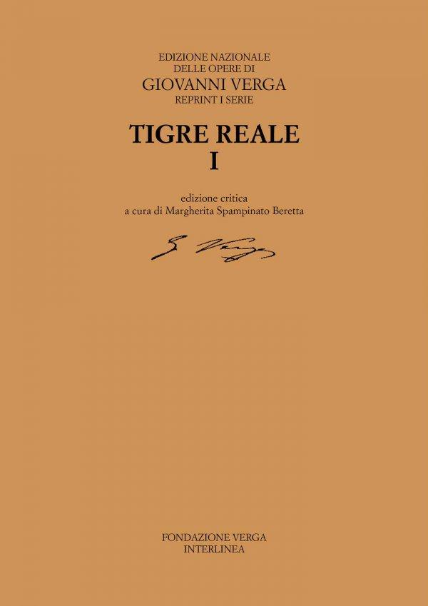 Tigre reale I
